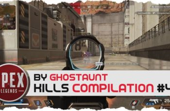 Apex Legends – Kills Compilation #4 By Ghostaunt !