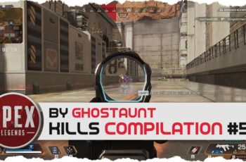 Apex Legends – Kills Compilation #5 By Ghostaunt !