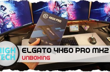 Unboxing – Elgato 4k60 PRO Mk2 ! Capturez vos jeux à la perfection !
