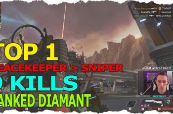 TOP 1 RANKED DIAMANT – PATHFINDER ! 9 KILLS ! UN NOUVEAU BORDEL ! – APEX LEGENDS