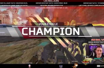CLIP #3 – RANKED DIAMANT : 1 vs 3 SANS STUFF ! LE TOP 1 DU FUTUR ! (avec un soupçon de luck)