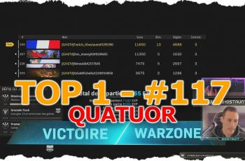 TOP 1 #117 – FEAT Don Money & Ninoukill & SamFisher – COD WARZONE
